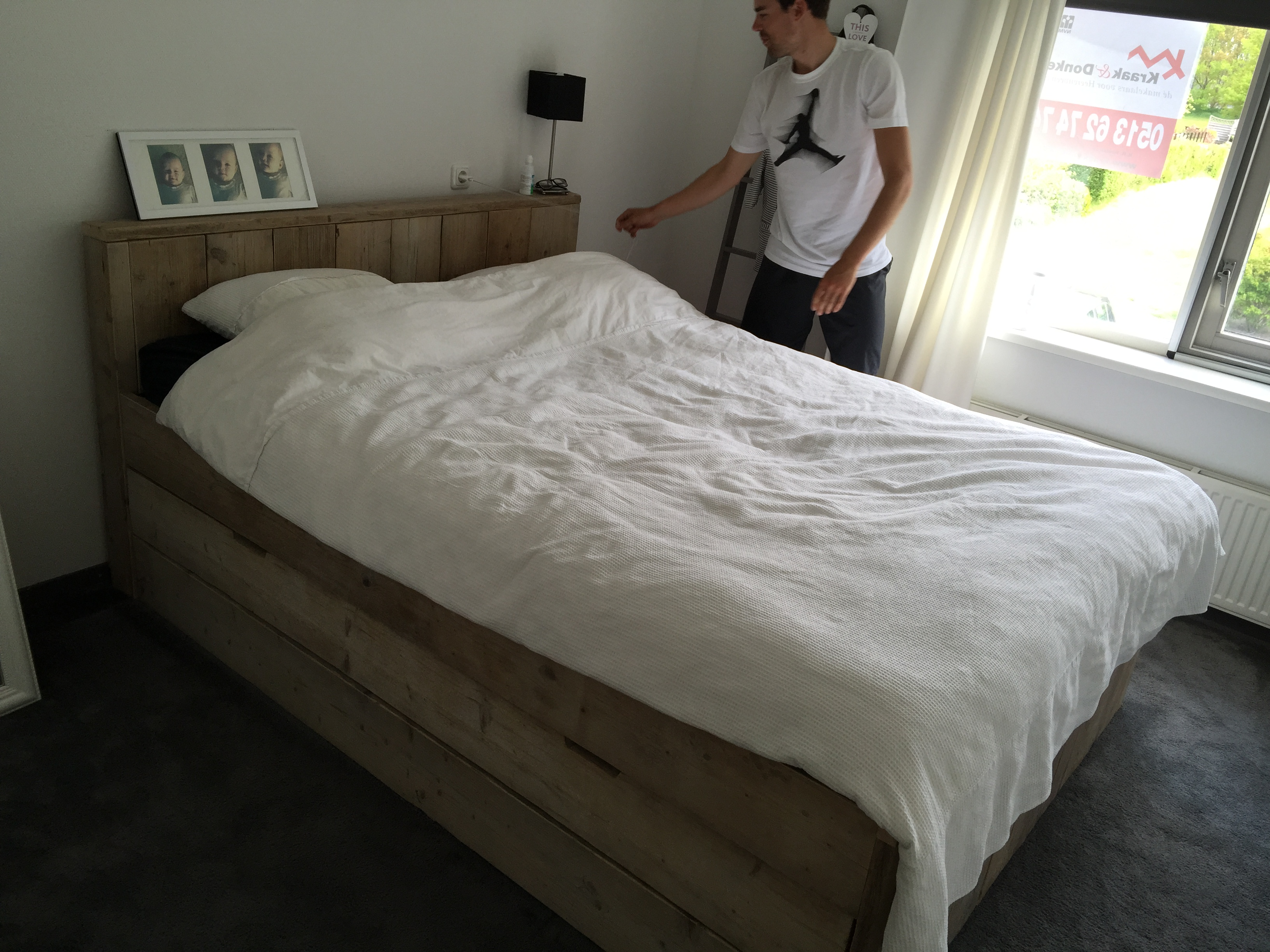 bed Wouter