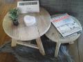 tafeltjes oud steigerhout