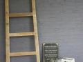 trapje oud steigerhout