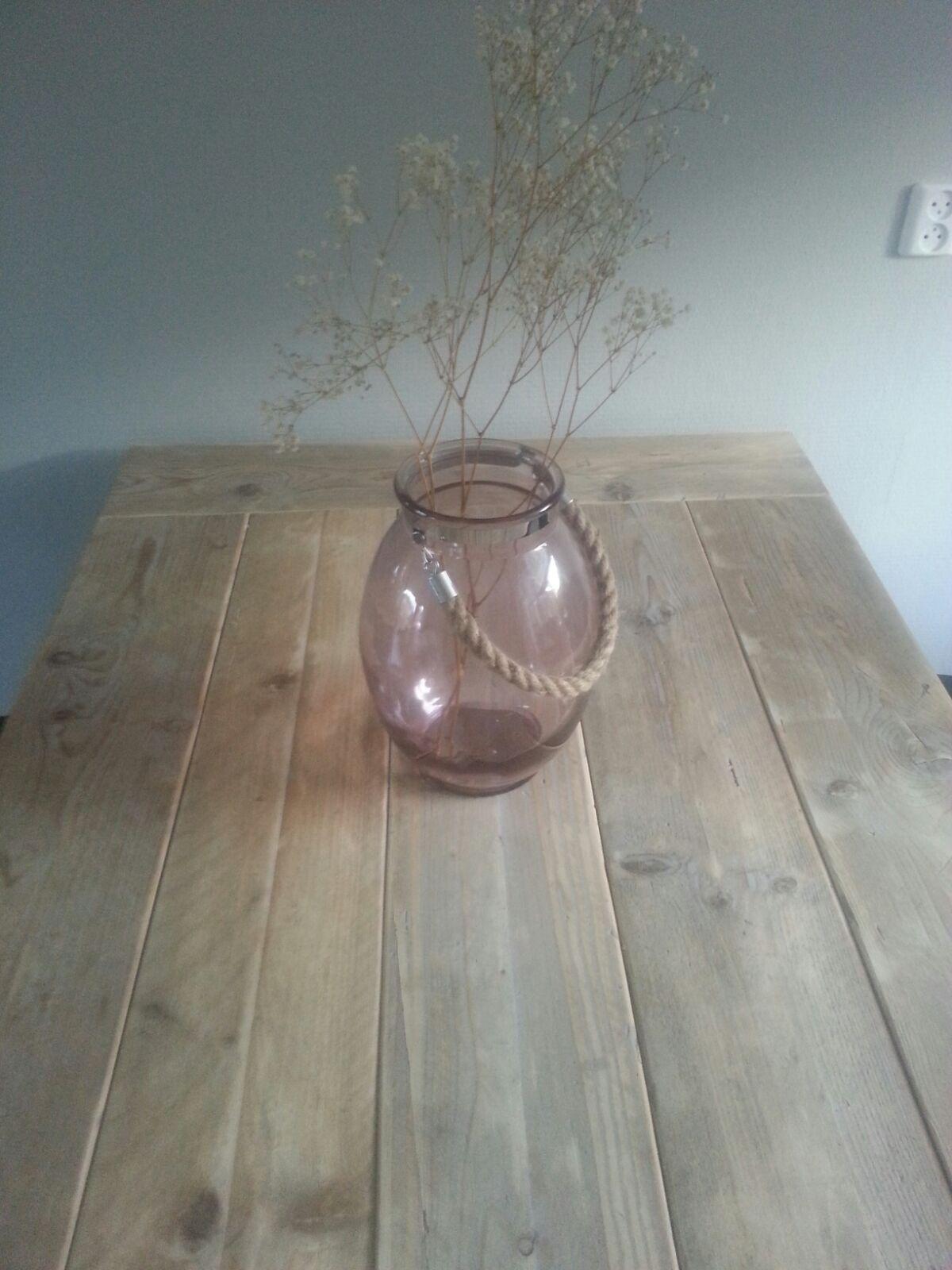 Tafel oud steigerhout