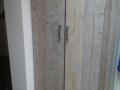 kast van oud steigerhout