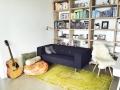 boekenkast oud steigerhout