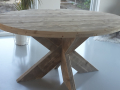 Ovale tafel 160 x 100