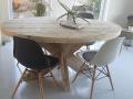 ovale tafel 100 x 160