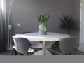 Witte tafel Desi 1